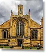 St Michael Le Belfry Church Metal Print