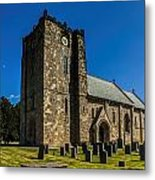 St Michaels And All Angels Church Metal Print