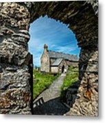 St Patrick Arch Metal Print