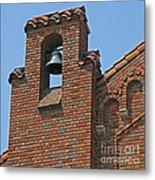 St Patrick Parish Bell Tower Metal Print