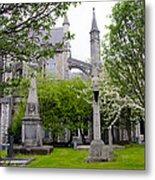 St Patricks Cathedral - Dublin Ireland Metal Print