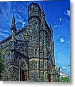 St Patrick's Church Metal Print