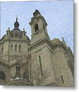 St. Paul's Cathedral Metal Print