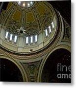 St. Paul's Dome Metal Print