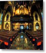 St. Pauls Episcopal Church 01 Metal Print