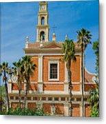 St. Peter's Church In Jaffa Metal Print