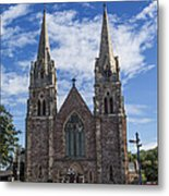 St Peters Metal Print