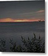 St. Petersburg Sunset Metal Print