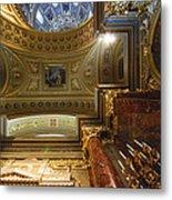 St. Stephens Ceiling 1 Metal Print