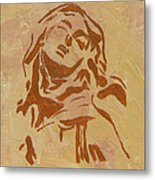 St Teresa Metal Print
