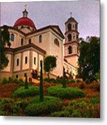 St. Thomas Aquinas Church Large Canvas Art, Canvas Print, Large Art, Large Wall Decor, Home Decor Metal Print