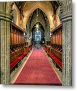 St Twrog Church Metal Print