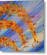 Stained By Sin 9 Metal Print