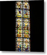 Stained Of Florence Metal Print