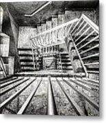 Staircase I Metal Print
