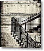 Stairs 1 Metal Print