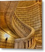 Stairs Of Mythical Proportion Metal Print