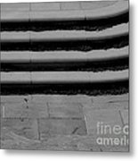 Stairs Right Metal Print