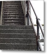 Stairs To A Better Life Metal Print