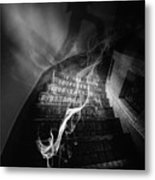 Stairs To The Other World Metal Print