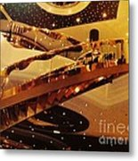 Stairs To The Stars Metal Print