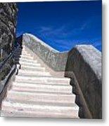 Stairway At Mount Diablo State Park Metal Print