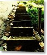 Stairway To Happiness Metal Print