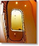 Stairway To Heaven Metal Print by Karen Wiles