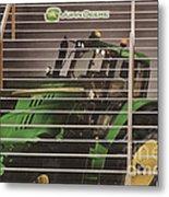 Stairway To John Deere Heaven Metal Print