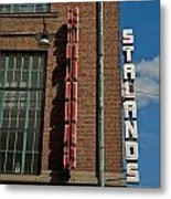 Stalands Metal Print by John Magnet Bell