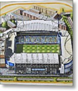Stamford Bridge - Chelsea Metal Print
