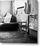Stand By  Metal Print