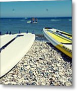 Stand Up Paddle Boards Metal Print