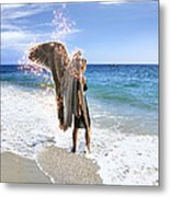 Stand Your Ground I Am With You Metal Print