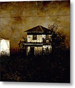 Standing Out Two Metal Print