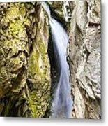 Stanghe's Waterfalls Metal Print