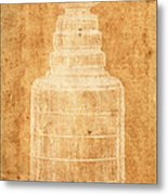 Stanley Cup 1a Metal Print