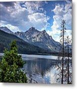 Stanley Lake View Metal Print