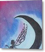 Star Fairy Metal Print