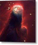 Star Former Cone Nebula Metal Print