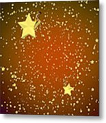 Star Gazers Metal Print