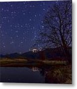 Star Light Star Bright Metal Print by James Wheeler