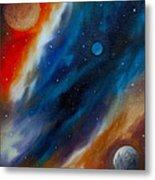Star System 2034 Metal Print