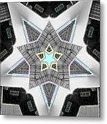 Star System Metal Print