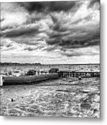 Starcross Harbor Metal Print