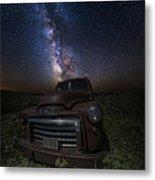 Stardust And Rust Gmc  Metal Print