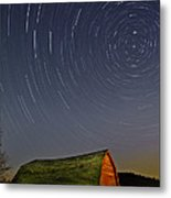 Starry Night Metal Print by Susan Candelario