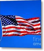 Stars And Stripes Forever Metal Print