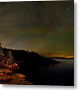 Stars Over Monument Cove 4186 Metal Print