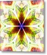 Starseed Rainbow Metal Print